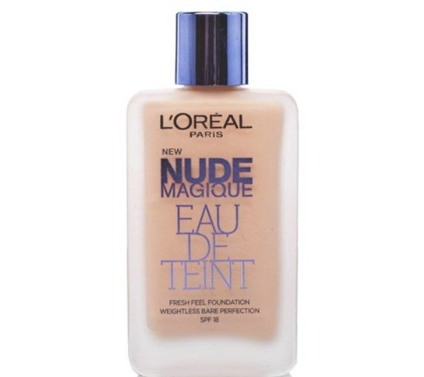 L'Oreal Paris Nude Magique Eau De Teint Nude