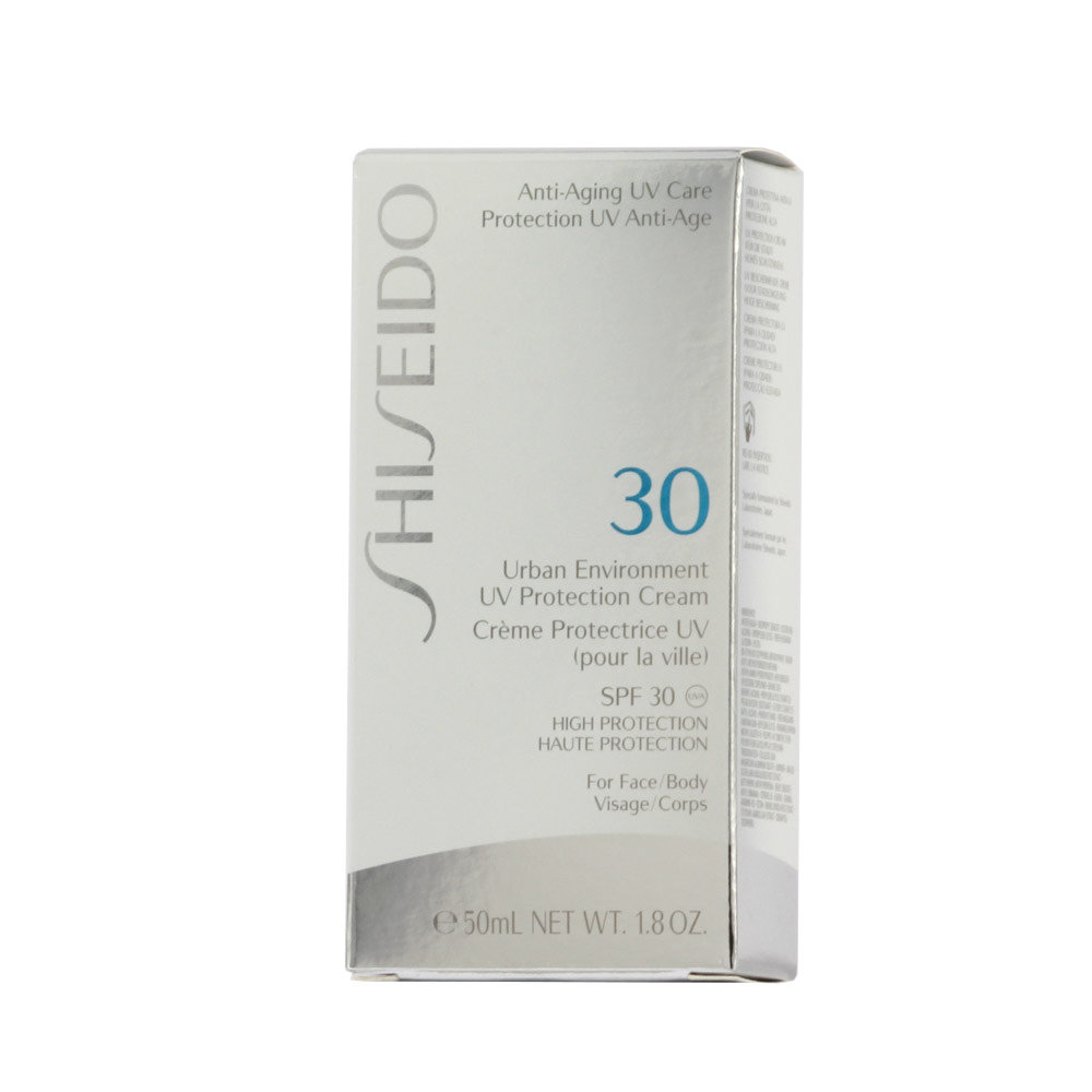 Shiseido Urban Environment UV Protection Cream SPF 30