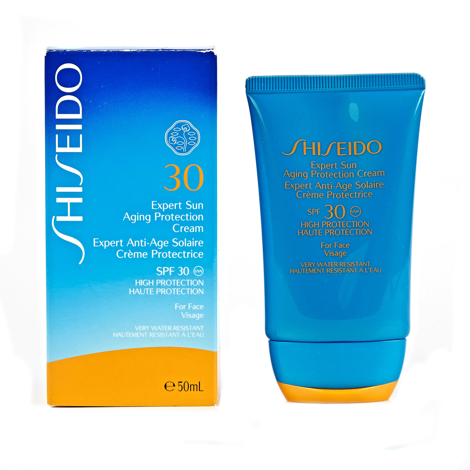 Shiseido Expert Sun Aging Protection Cream WetForce