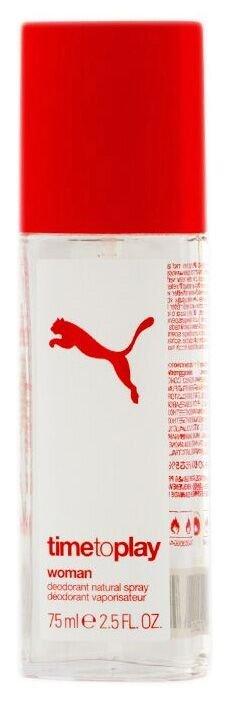 Puma Time To Play Deodorant Spray