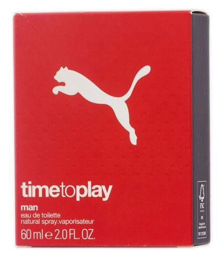 Puma Time to Play Man Eau de Toilette
