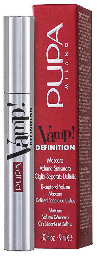 Pupa Vamp Definition Mascara