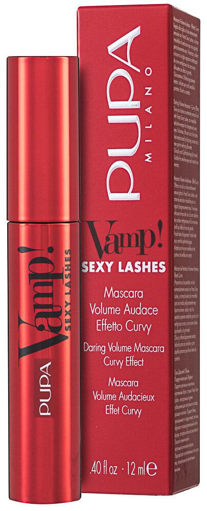 Pupa Vamp Sexy Lashes Mascara
