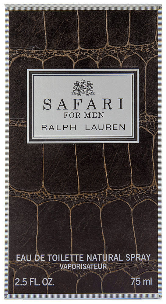 Language In 45 And 47 Stella Street: Ralph Lauren Safari For Men Eau De Toilette EDT Für Männer