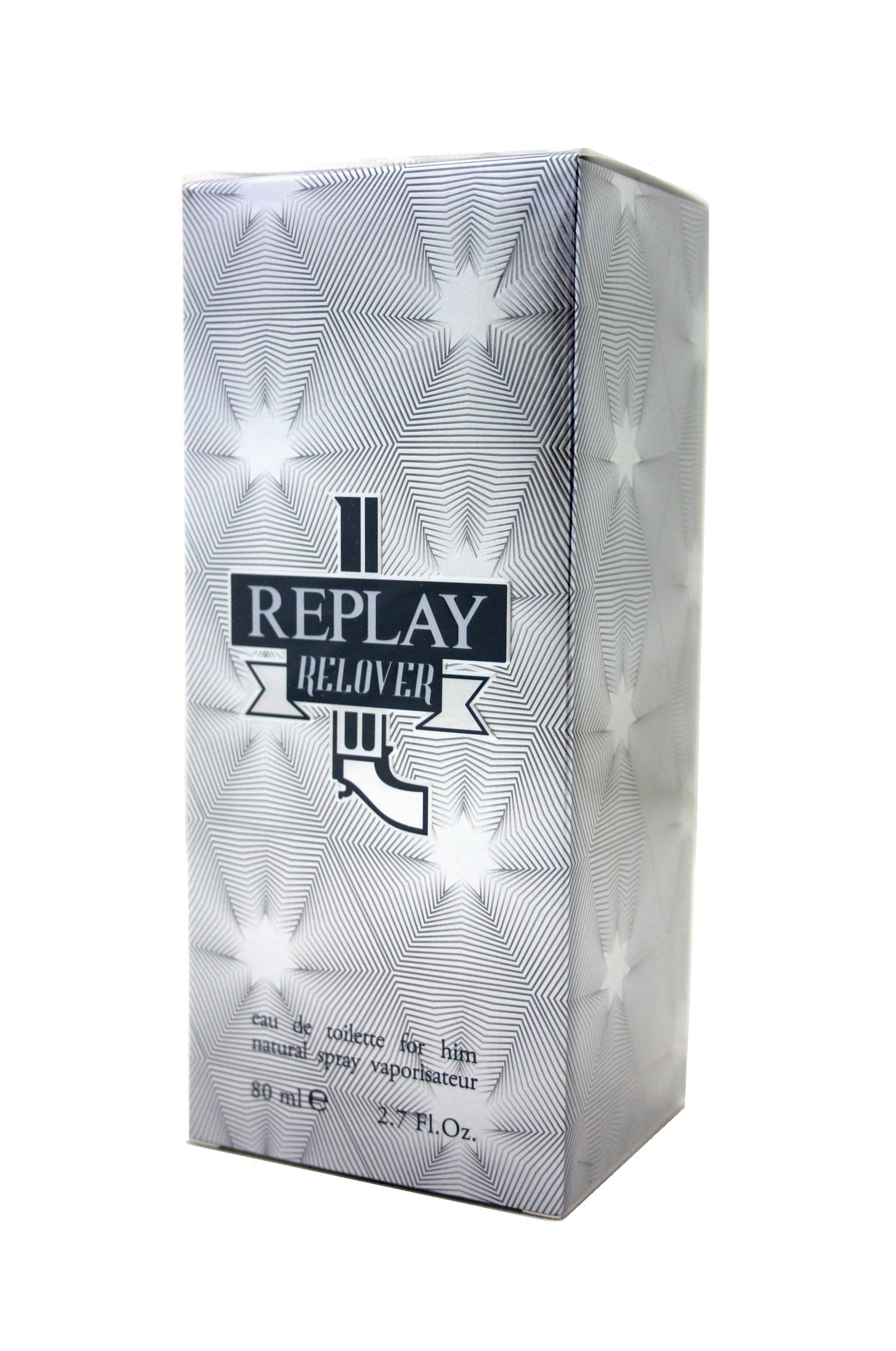 Replay Relover Eau de Toilette