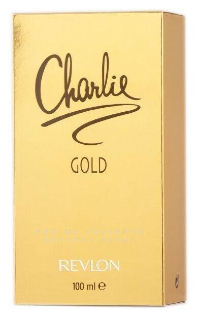 Revlon Charlie Gold Eau de Toilette