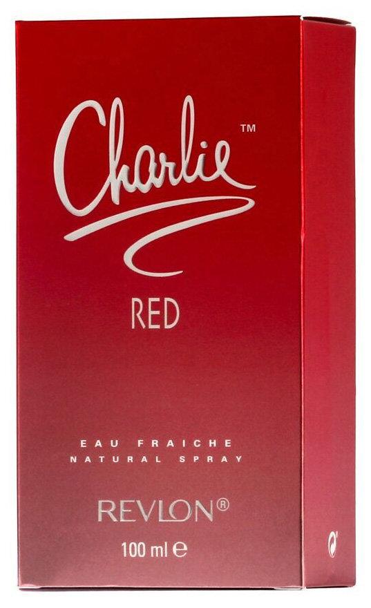 Revlon Charlie Red Eau Fraîche