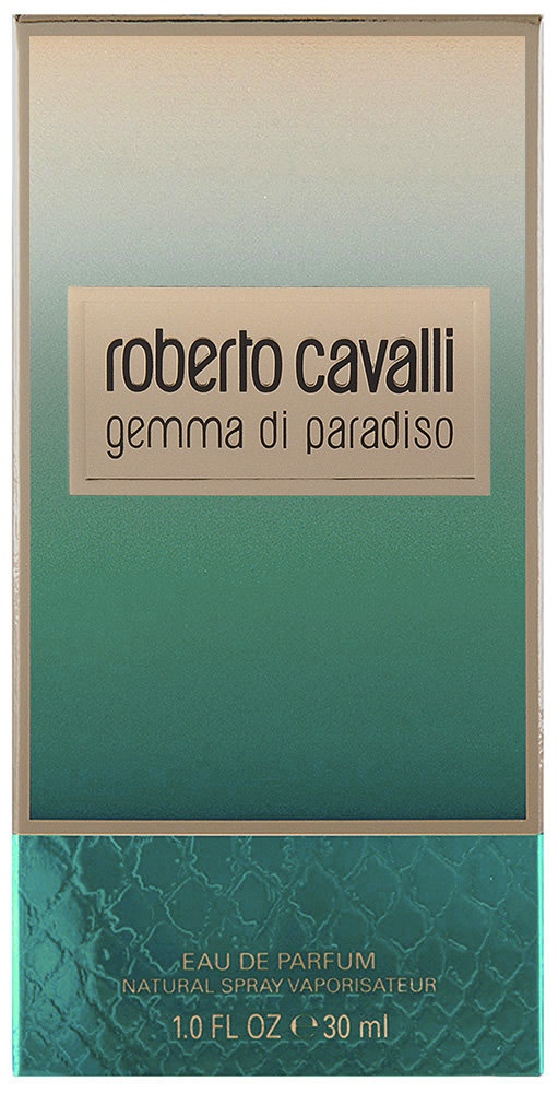 Roberto Cavalli Gemma di Paradiso Eau de Parfum