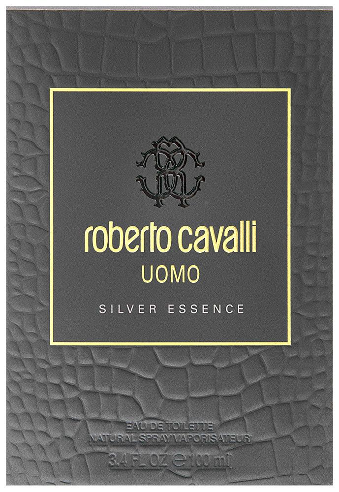 Roberto Cavalli Uomo Silver Essence Eau de Toilette
