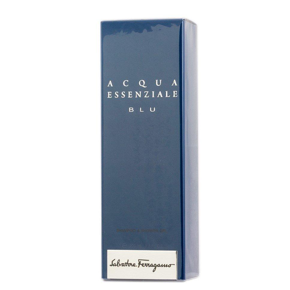 Salvatore Ferragamo Acqua Essenziale Blu Perfumed Shower Gel