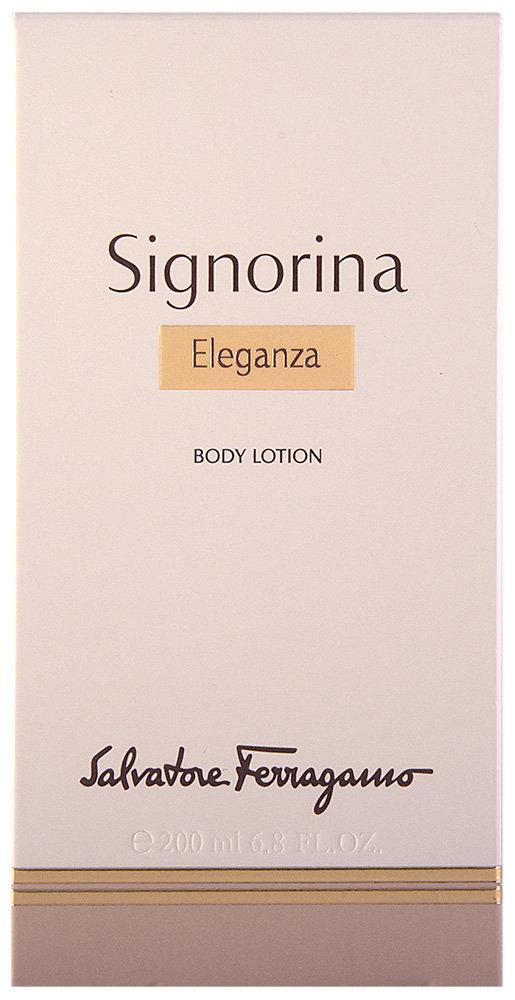 Salvatore Ferragamo Signorina Eleganza Body Lotion