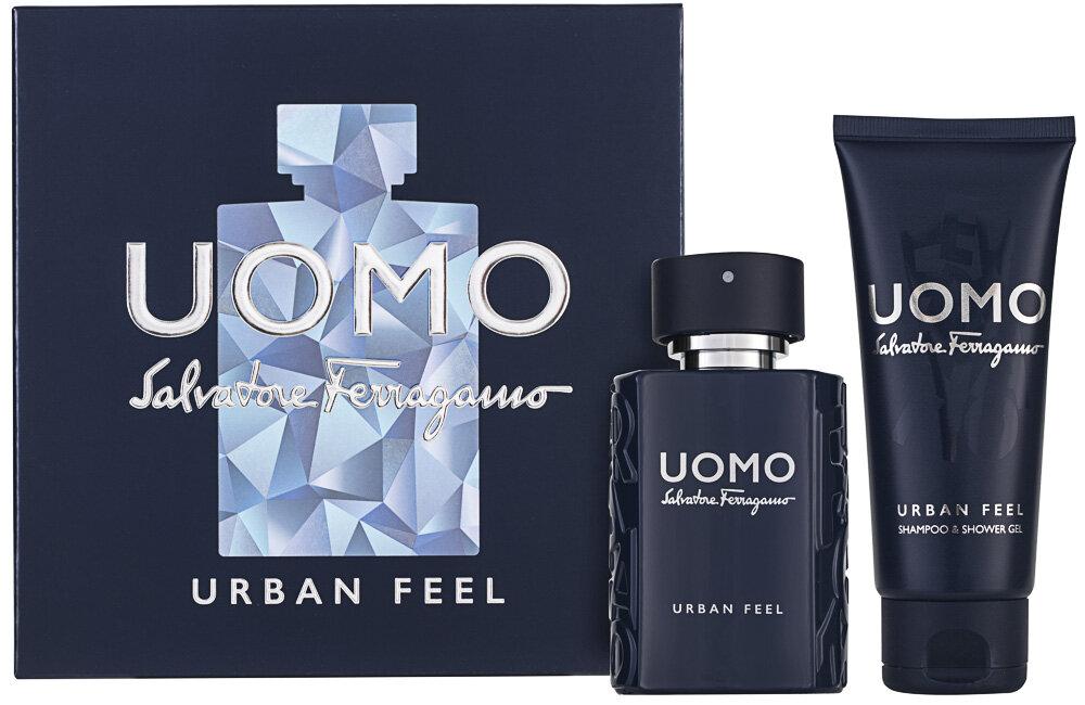 Salvatore Ferragamo Uomo Urban Feel EDT Geschenkset