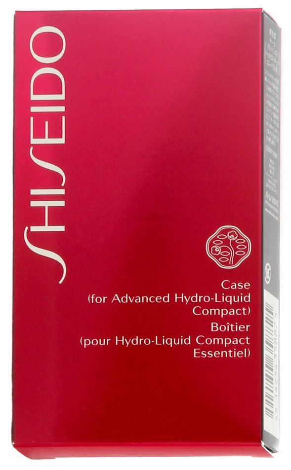 Shiseido Advanced Hydro-Liquid Compact Case