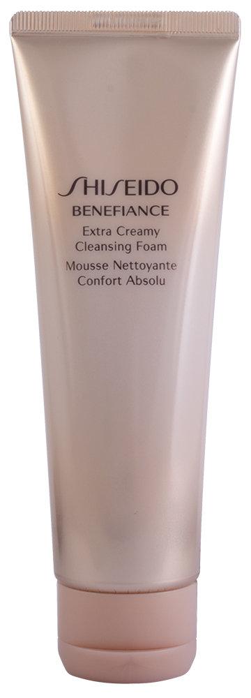 Shiseido Benefiance Wrinkle Resist 24 Extra Creamy Cleansing Foam