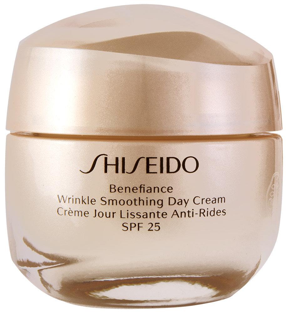 Shiseido Benefiance Wrinkle Smoothing Gesichtscreme SPF 25