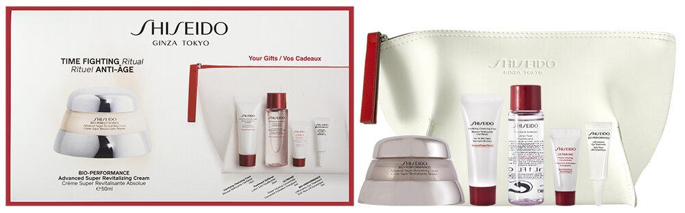 Shiseido Bio-Performance Geschenkset