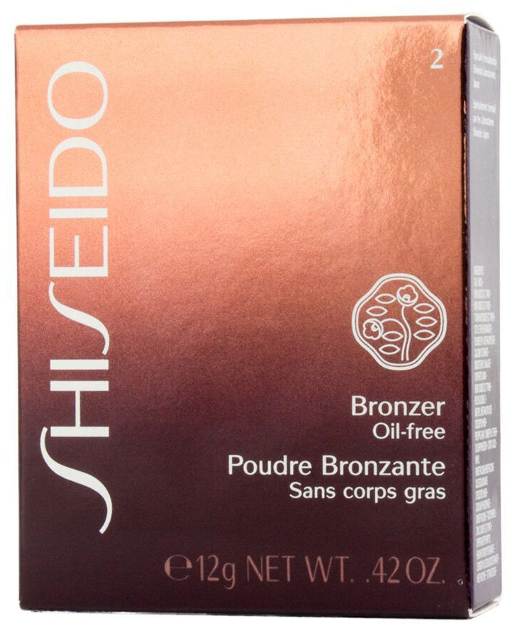 Shiseido Bronzer Oil Free Powder