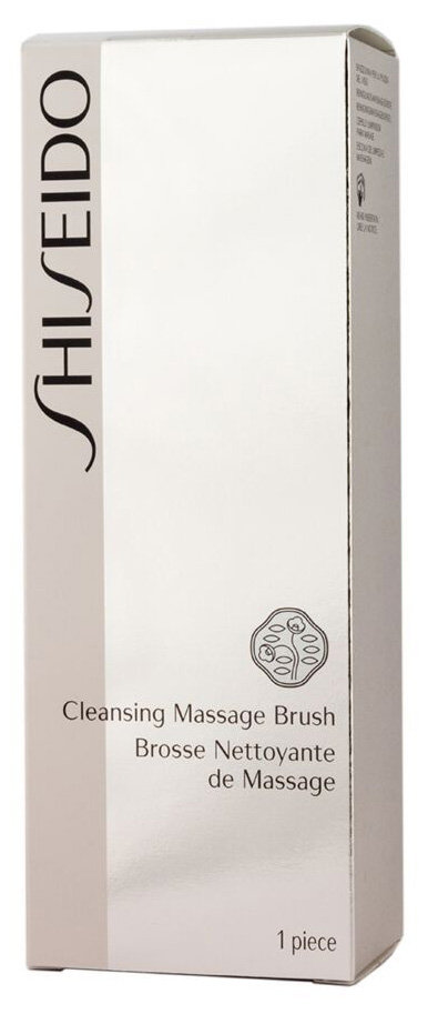 Shiseido Cleansing Massagebürste