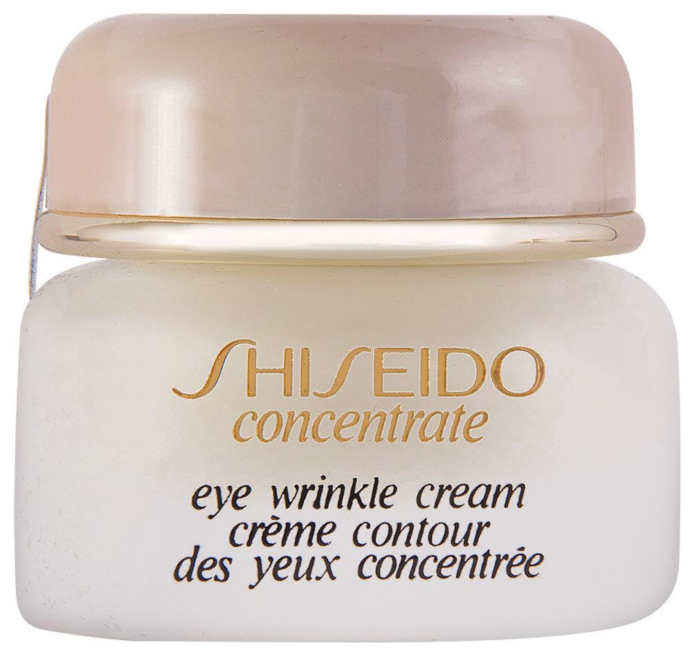 Shiseido Concentrate Eye Wrinkle Cream Augencreme