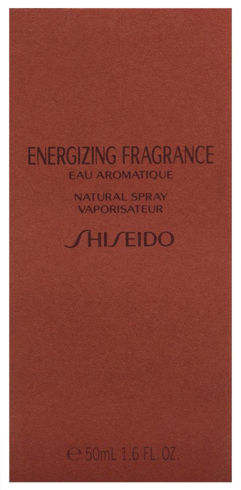 Shiseido Energizing Fragrance Eau de Parfum
