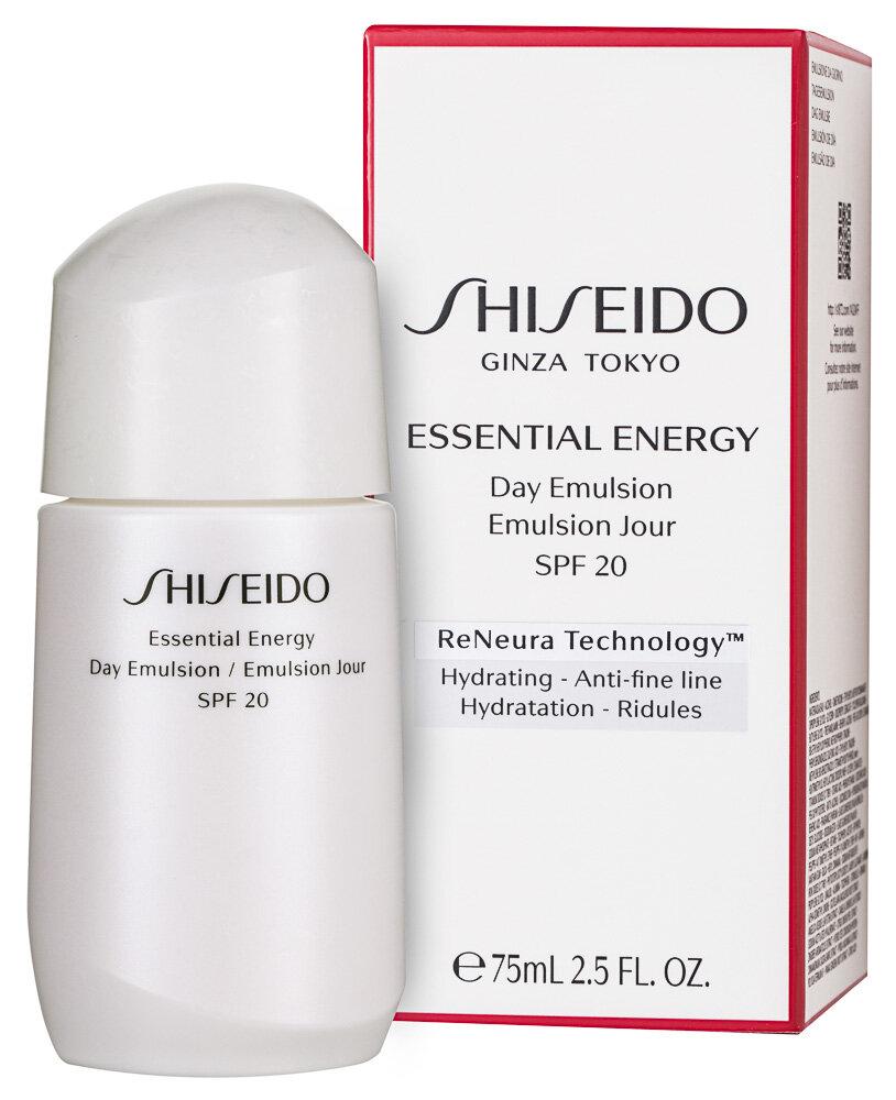 Shiseido Essential Energy Day Gesichtsemulsion