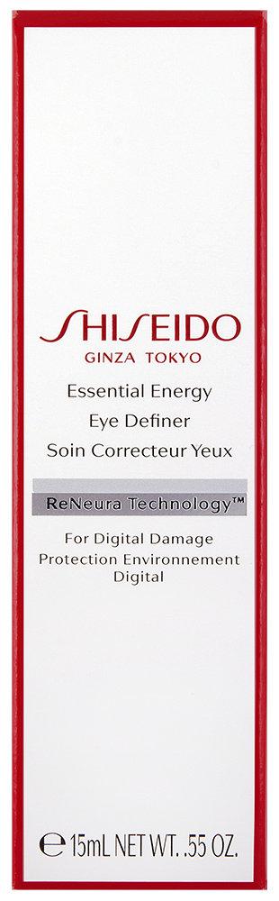 Shiseido Essential Energy Eye Definer Augencreme