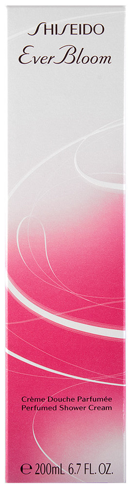 Shiseido Ever Bloom Duschcreme