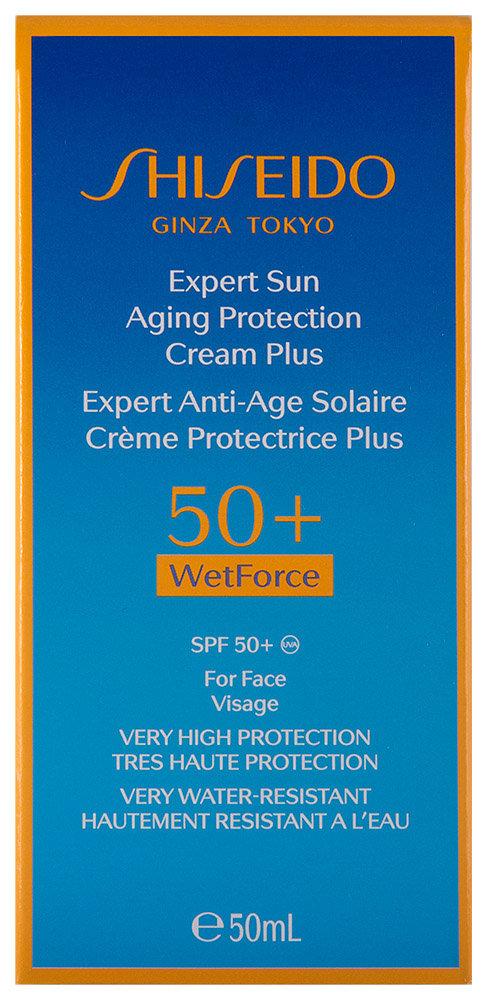 Shiseido Expert Sun Aging Protection Cream Plus SPF 50+