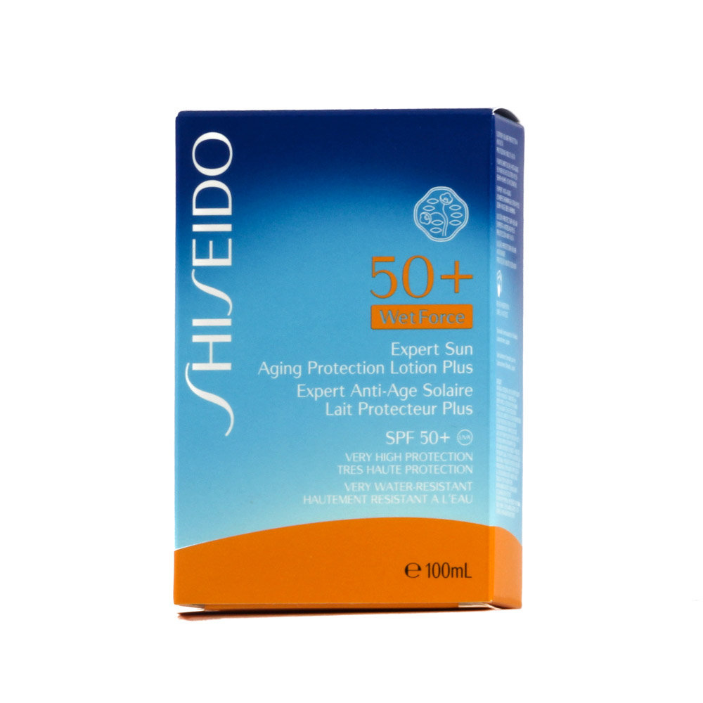 Shiseido Expert Sun Aging Protection Lotion Plus WetForce SPF 50+