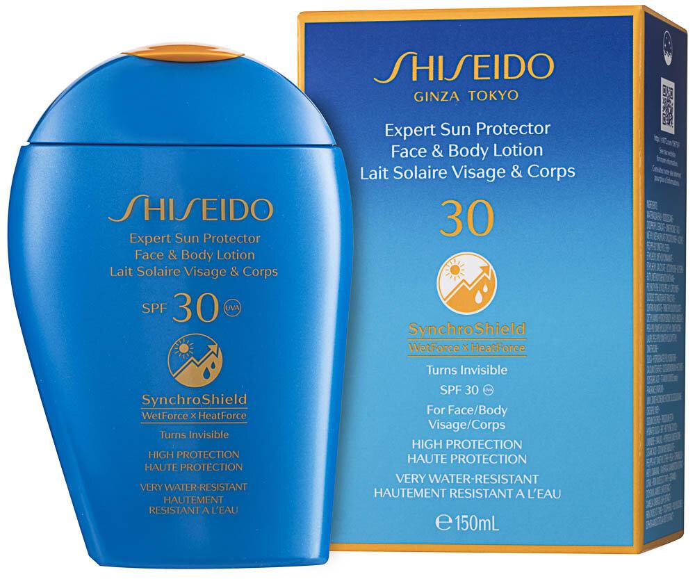 Shiseido Expert Sun Protector Face & Body Körperlotion