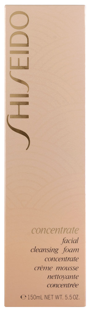 Shiseido Facial Cleansing Foam Concentrate