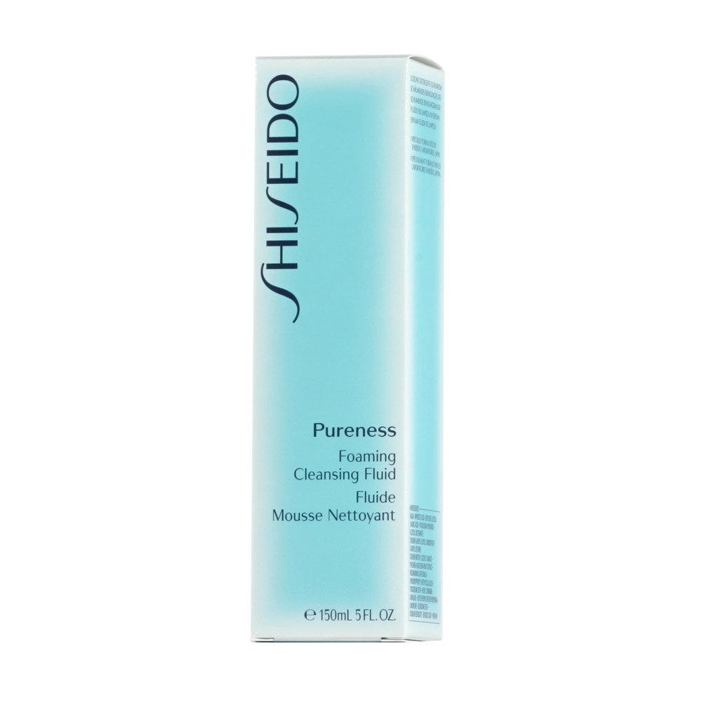 Shiseido Foaming Cleansing Fluid