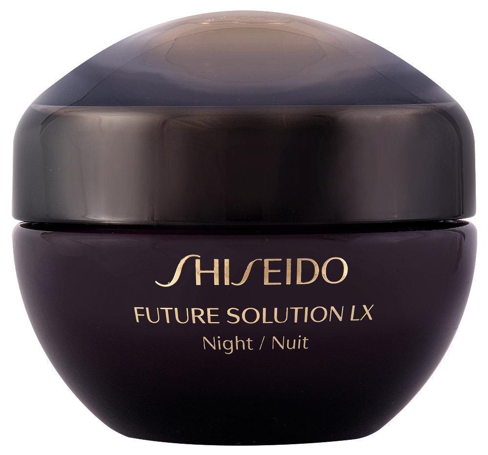 Shiseido Future Solution LX Night Anti-Aging-Creme
