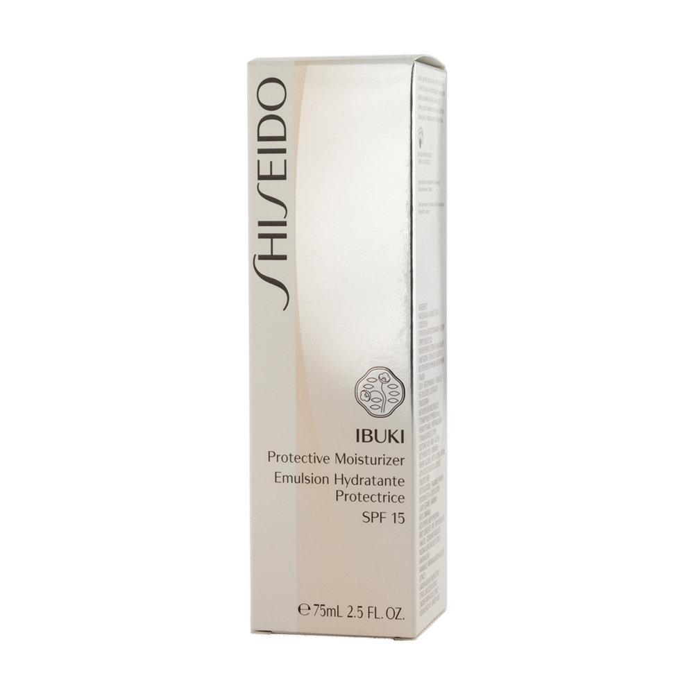Shiseido Ibuki Protective Moisturizer SPF 15