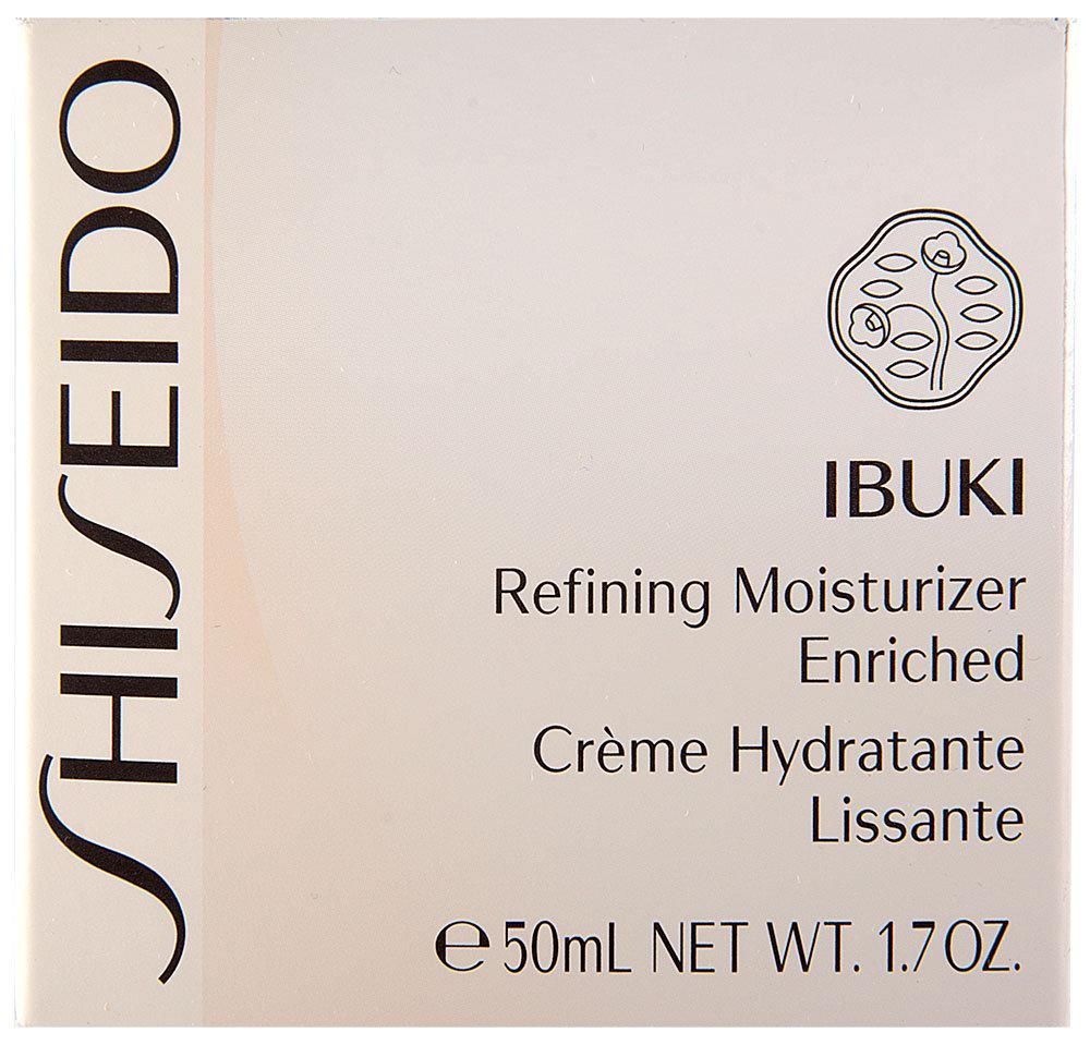 Shiseido Ibuki Refining Moisturizer Enriched Gesichtscreme