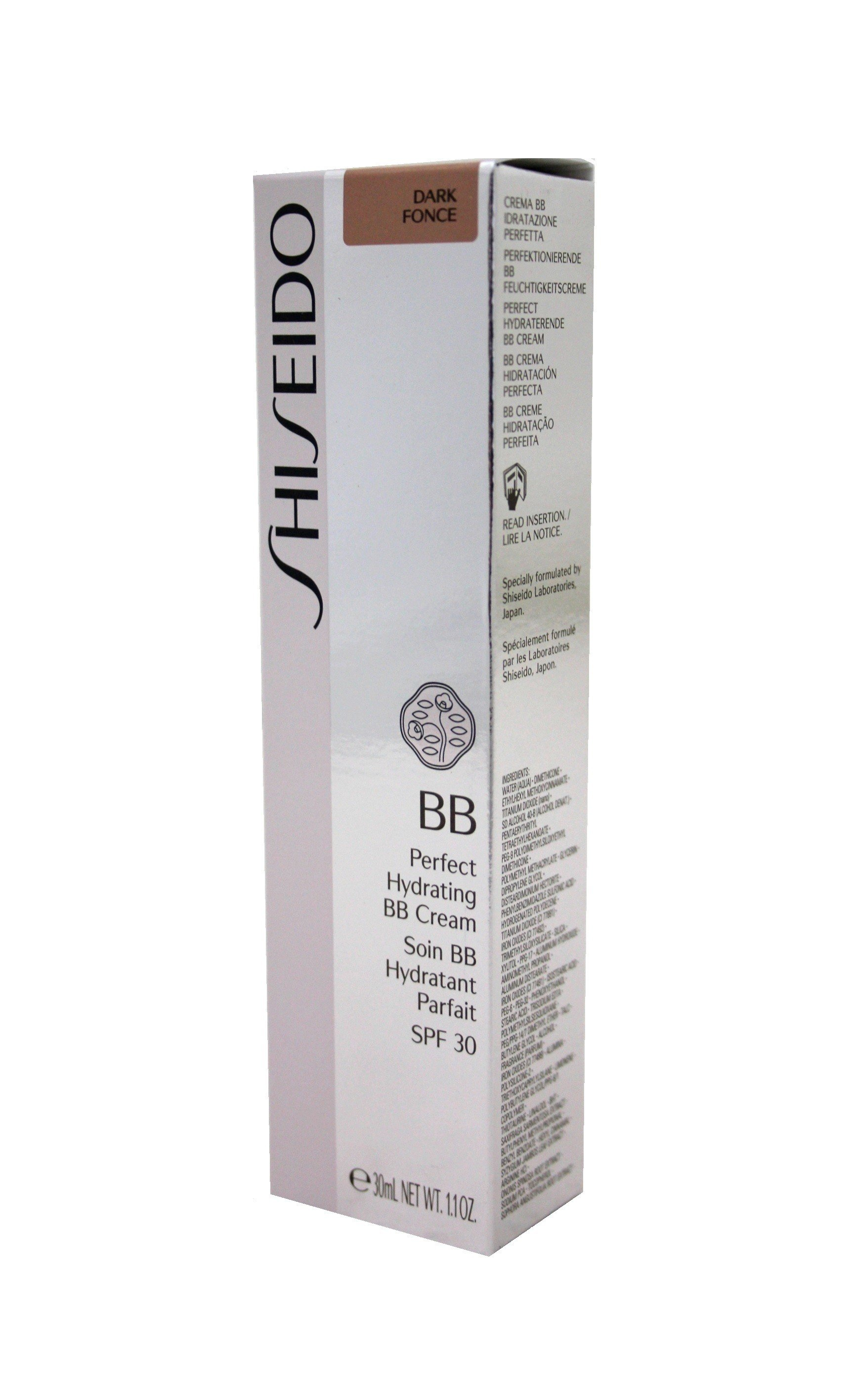 Shiseido Perfect Hydrating BB Cream SPF 30 Dark
