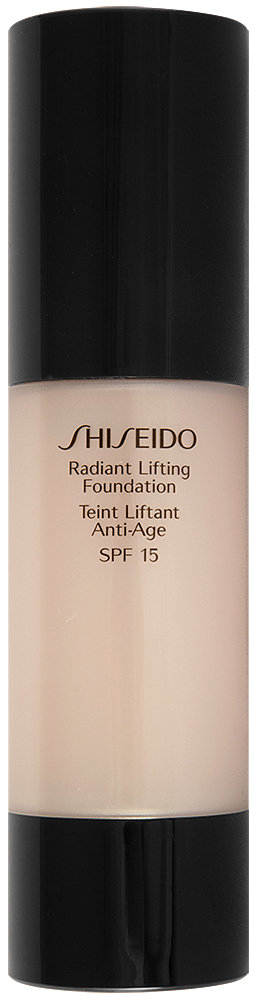 Shiseido Radiant Lifting Foundation SPF15