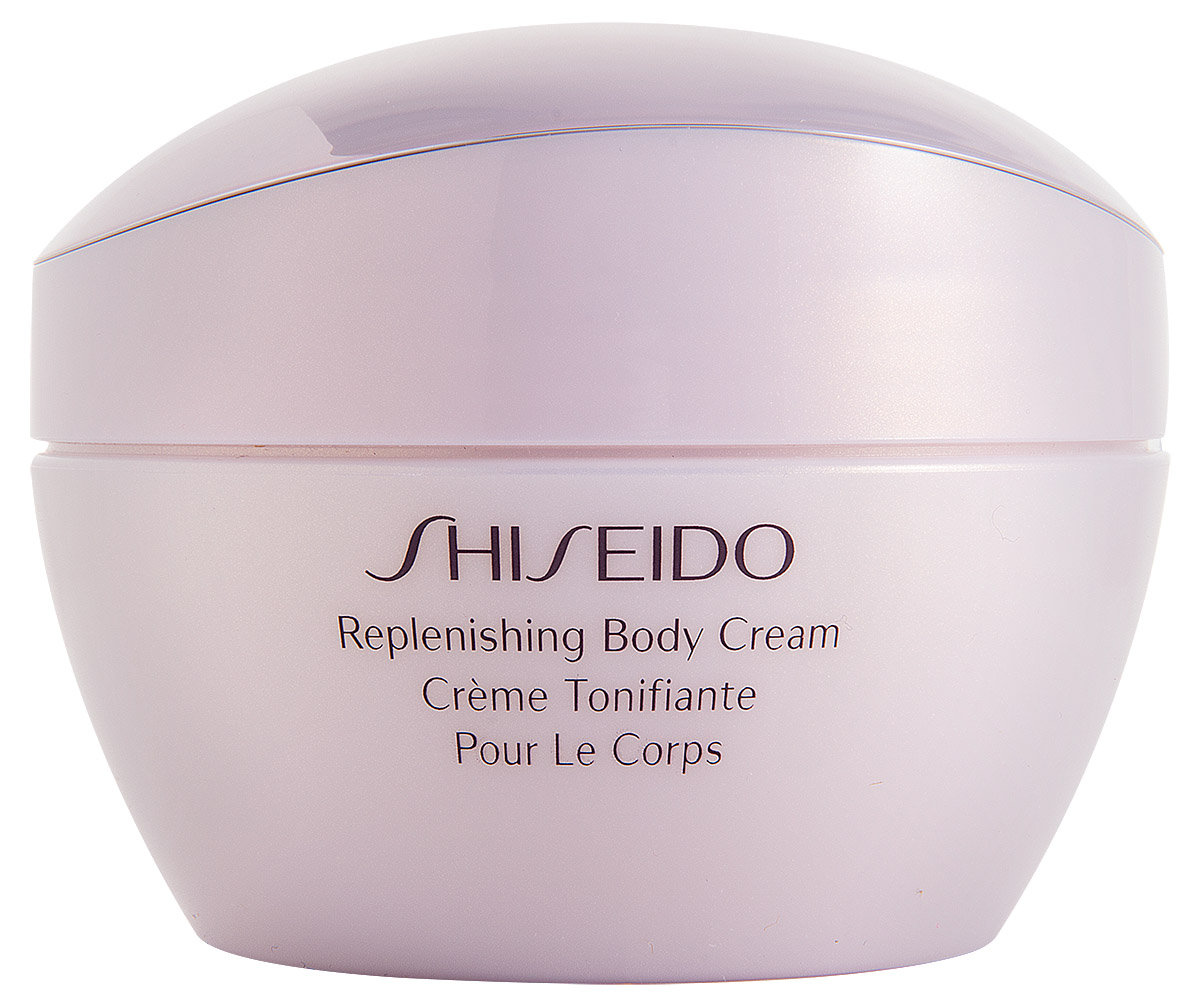 Shiseido Replenishing Body Cream