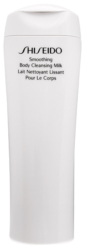 Shiseido Smoothing Cleansing Körpermilch