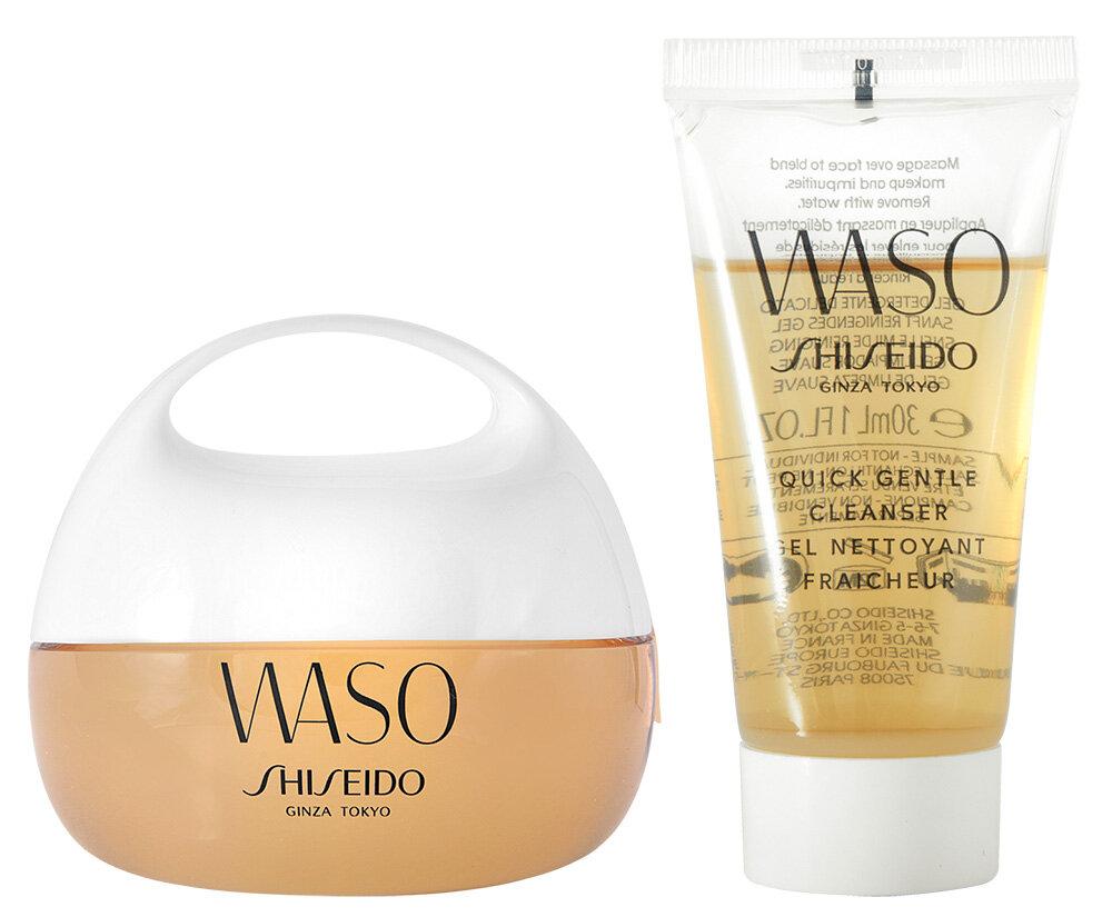 Shiseido Waso Clear Mega-Hydrating Geschenkset
