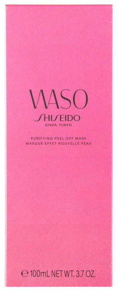 Shiseido Waso Purifying Peel Off Mask
