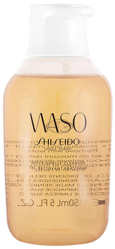 Shiseido WASO Quick Gentle Cleanser Reinigungsgel