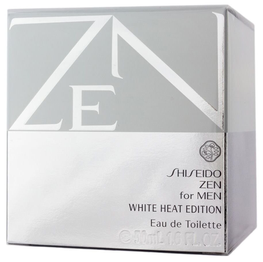 Shiseido Zen White Heat Edition for Men Eau de Toilette