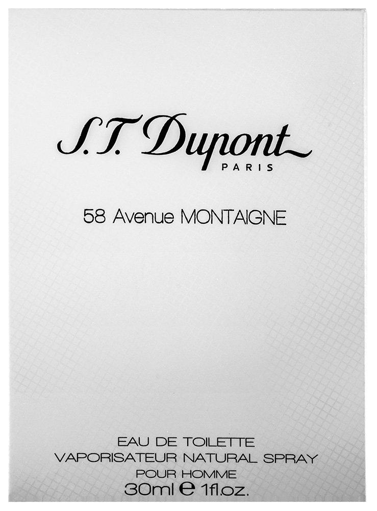 S.T. Dupont 58 Avenue Montaigne pour Homme Eau de Toilette