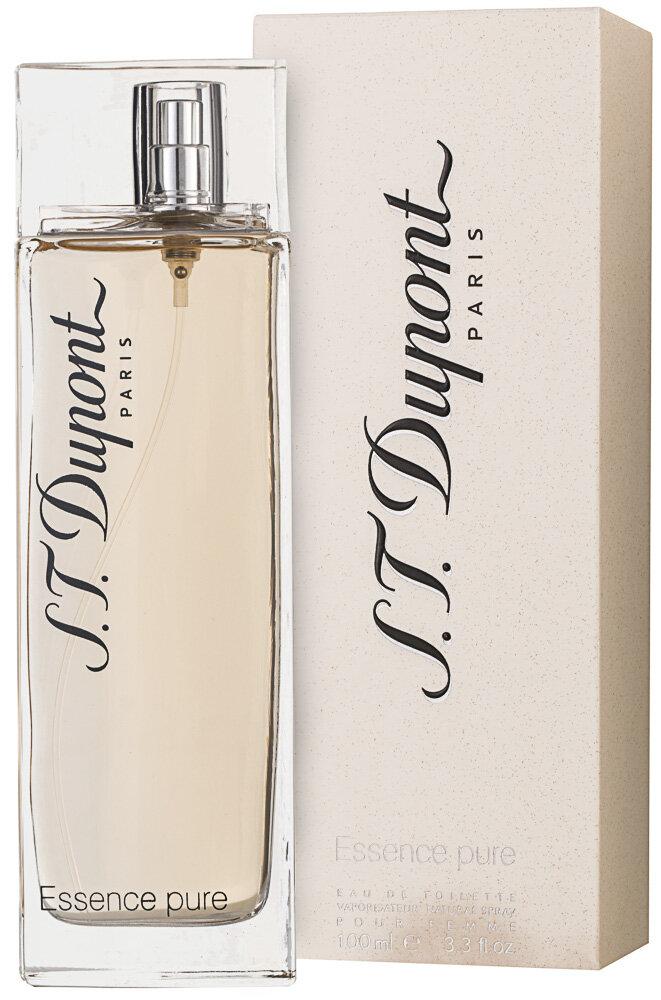 S.T. Dupont Essence Pure Pour Femme Eau de Toilette