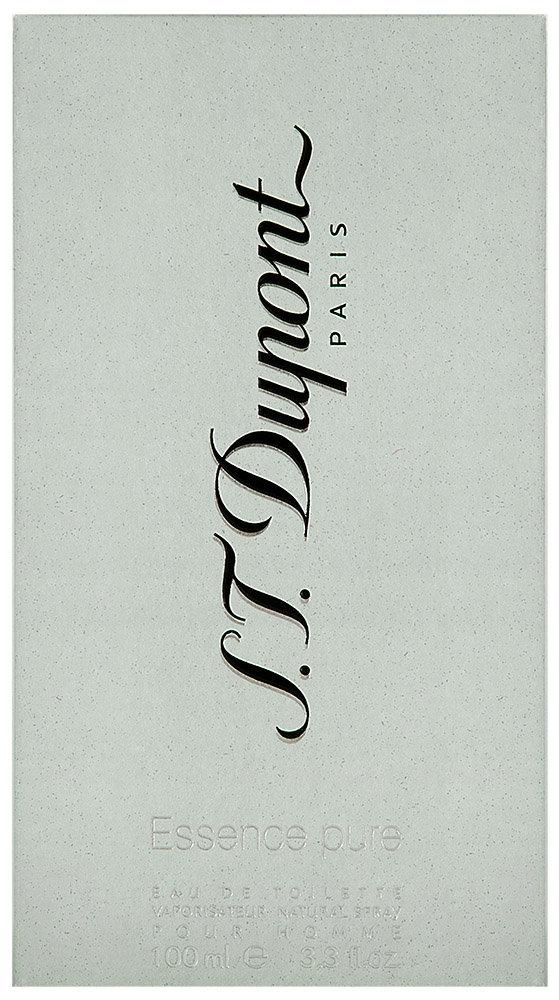 S.T. Dupont Essence Pure pour Homme Eau De Toilette