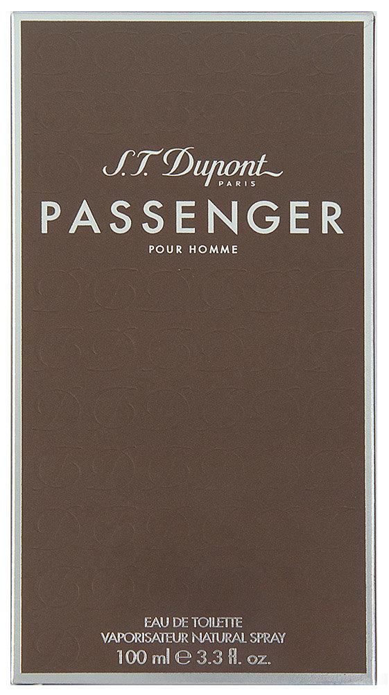 S.T. Dupont Passenger  Eau de Toilette
