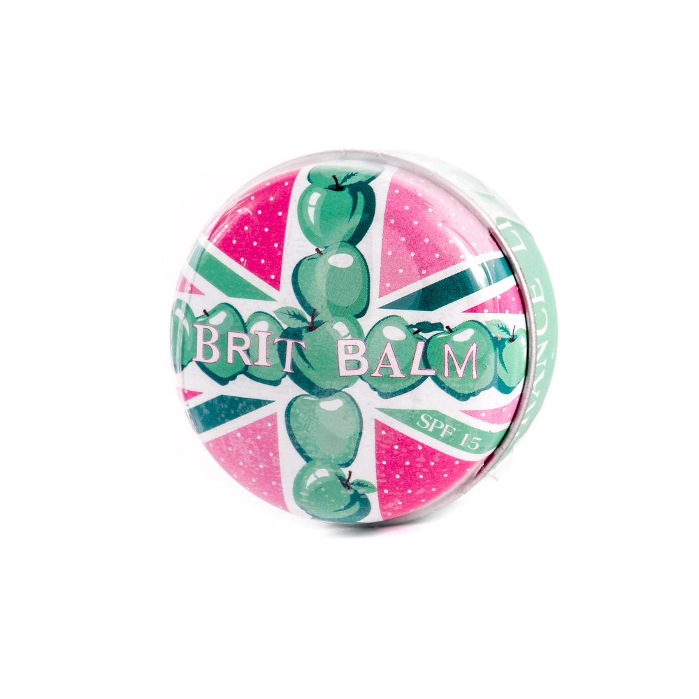 The Lip Gloss Company Brit Balm SPF15