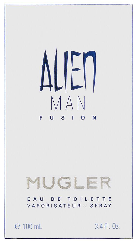 Thierry Mugler Alien Fusion for Men Eau de Toilette