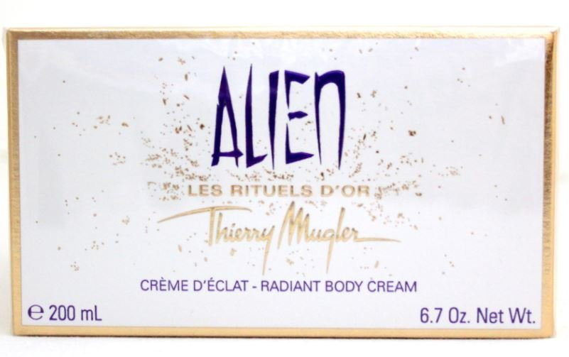 Thierry Mugler Alien Les Rituels D or Body Cream